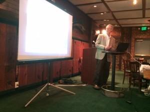 USGS Birdsall-Dreiss Groundwater Lecturer Clifford Voss