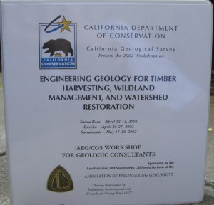 Eng Geol for Timber Harvesting