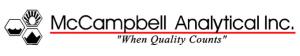 McCampbell Analytical logo