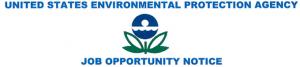 US EPA Job