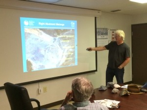 Bradley discusses NOA and shares great rock samples!